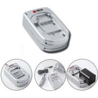 Braun double side charger for Kodak, Casio, Fuji batteries [59104]