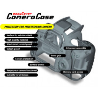EasyCover camera case για Canon 80D - Camouflage