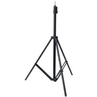 QUEENIE Studio Light Stand with Universal Spigot Mount 2.10m