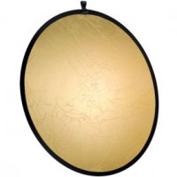 oem - IRiSfot Foldable Reflector Silver/Gold, 60cm