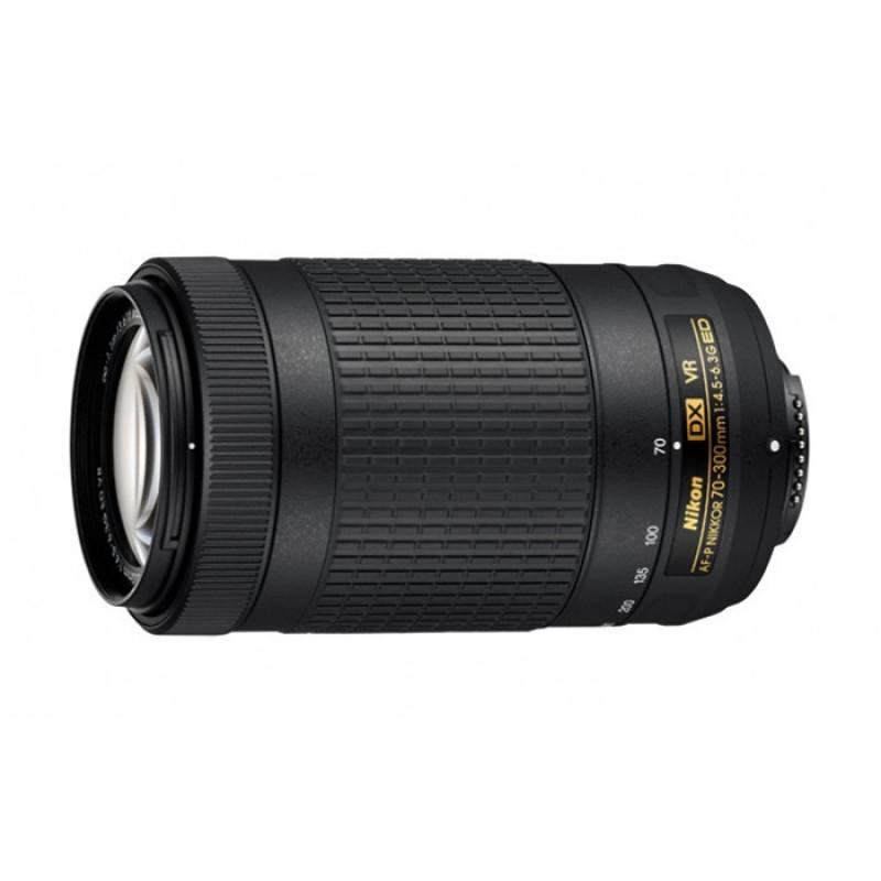 Nikon AF-P DX NIKKOR 70-300mm f/4.5-6.3G ED VR - Web Offer