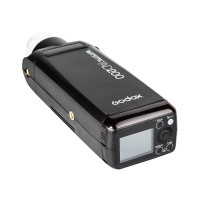 Godox Pocket Flash AD200 – TTL Pocket Flash 200ws με ενσωματωμένη ραδιοσυχνότητα