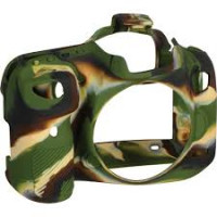 EasyCover camera case for Canon Eos 7D Mark II - Camouflage