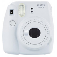 Fujifilm Instax mini 9 - Smoke White
