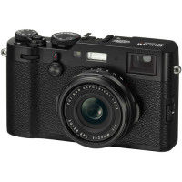 Fujifilm X100F Digital Camera - Black - Εκθεσιακή