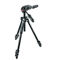 Manfrotto MK290LTA3-3W Tripod Kit With 3-Way Head