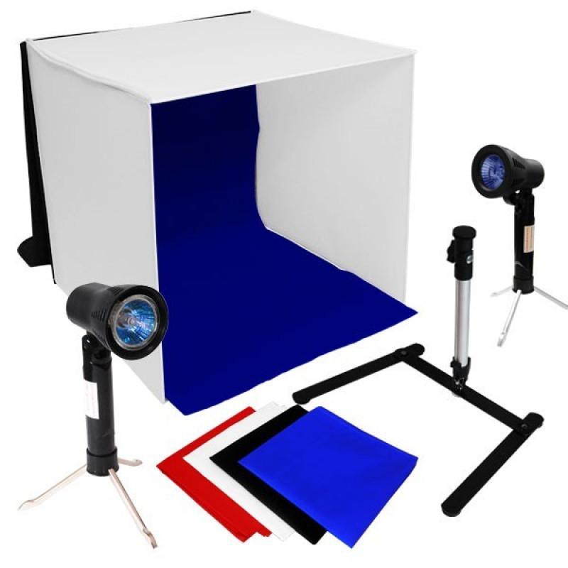 OEM Αναδιπλούμενο στούντιο φωτογράφισης 50x50cm