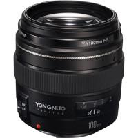 Yongnuo YN 100mm f/2 Lens for Canon EF [YN100MMF2]