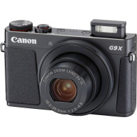 Canon PowerShot G9X Mark II Black [1717C002AA] + Δώρο Θήκη FDS + Τριποδάκι