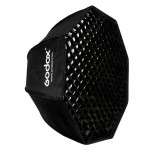 Godox SBGUE-80 Οκτάγωνο Softbox τύπου Oμπρέλας με Bowens Mount & Grid 80cm