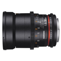 Samyang 35mm T1.5 AS UMC II VDSLR for Sony E mount (F1312906101)