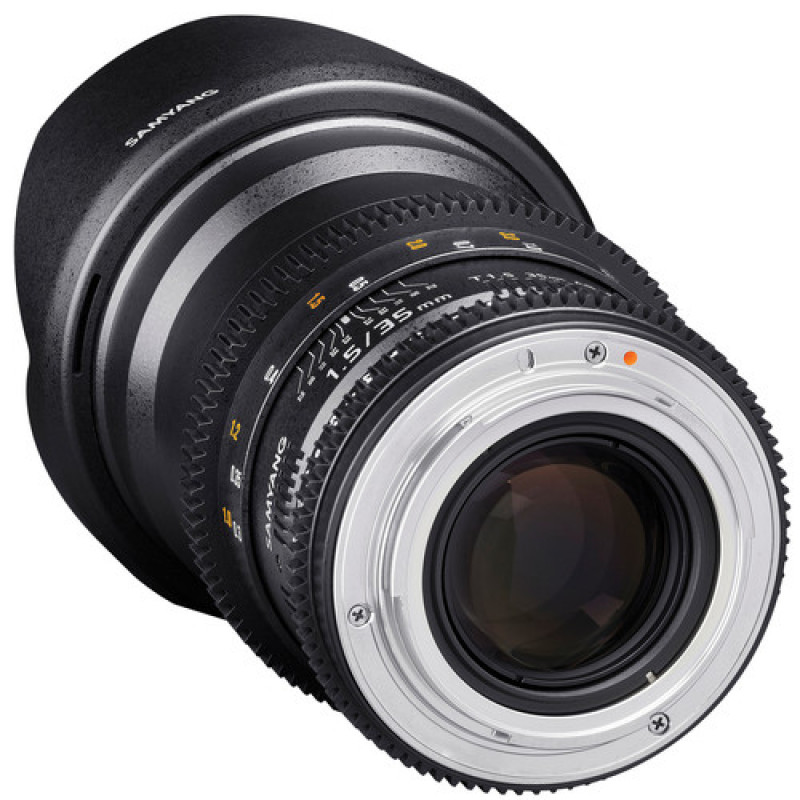 Samyang 35mm T1.5 AS UMC II VDSLR for Sony E mount (F1312906101)