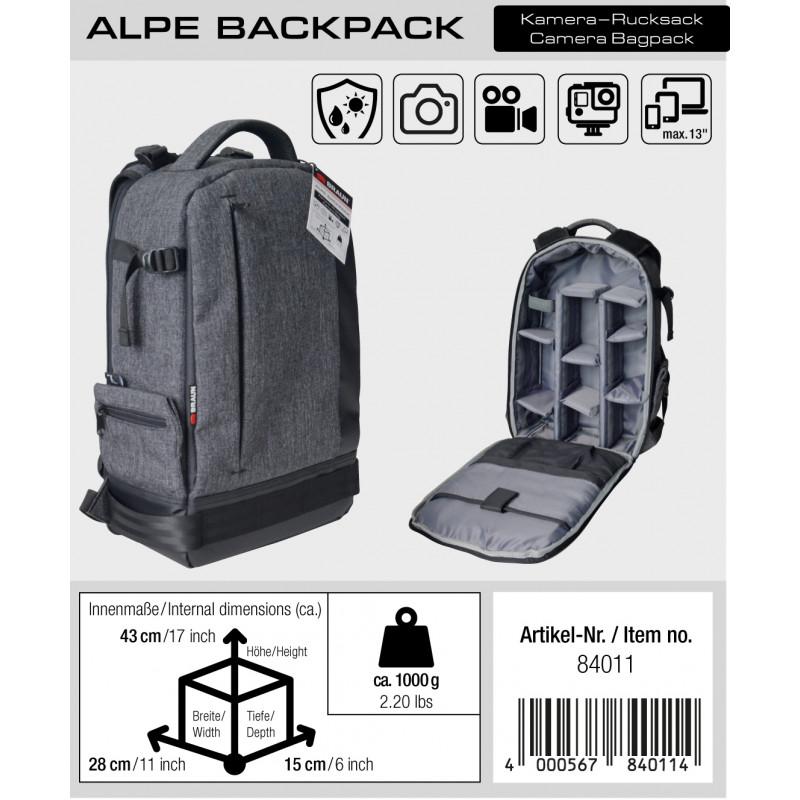 99c8c260c9c53 Braun Alpe Backpack  84011
