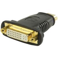 VALUELINE Αντάπτορας HDMI αρσενικό - DVI θηλυκό.  34910B
