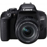 Canon EOS 800D Kit & EF-S 18-55mm f/4-5.6 IS STM + Δώρο Θήκη (Cashback -70€)