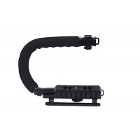 oem IRiSfot C Shape Video Handle and Stabilizer Grip [ST-09]
