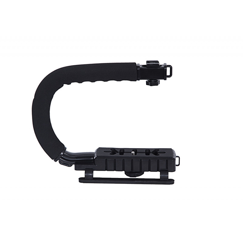 AccPro C Shape Video Handle and Stabilizer Grip [ST-09]