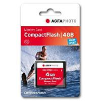 AgfaPhoto CompactFlash Memory Card 4GB CF