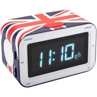 BigBen RR30GB UK FLAG Ρολόι / Ξυπνητήρι / Ραδιόφωνο