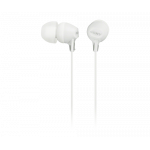 Sony MDR-EX15APW Ελαφριά ακουστικά-ψείρες με Handsfree - White
