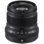 Fujifilm XF 50mm f/2 R WR Lens - Black