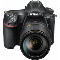 Nikon D850 + 24-120mm 4G ED VR Kit