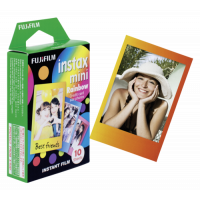 Fujifilm Instax Film mini Rainbow (10 Shots)