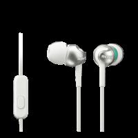 Sony MDR-EX110APW Ακουστικά-ψείρες Hands-free - White