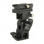 AccPro Universal Flash Light Mounting Bracket and Umbrella Adapter [LS-27]