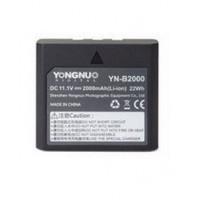 Yongnuo YN-B2000 μπαταρία λιθίου για YN686 Flash και YN686EX-RT