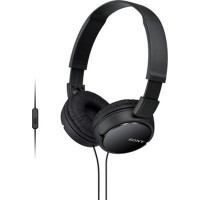 Sony MDR-ZX110APB Overhead Ακουστικά με Ηandsfree - Black