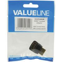 VALUELINE Αντάπτορας HDMI αρσ. - HDMI θηλ. σε γωνία 90° 34902B