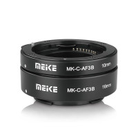Meike MK-C-AF3B Macro Auto Focus Extension Tube for Canon EOS M