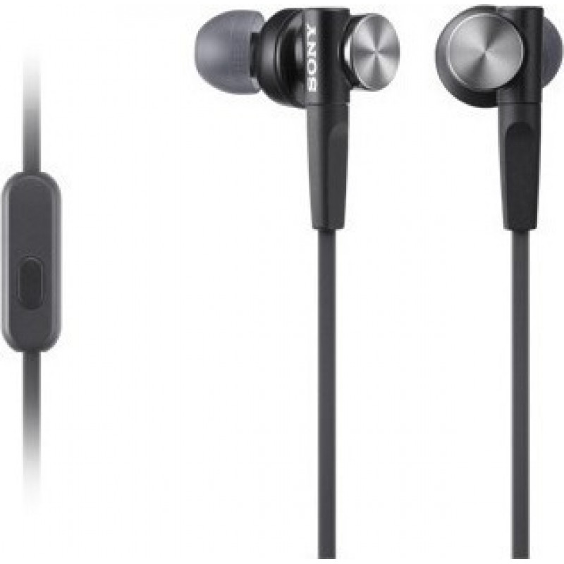Sony MDR-XB50AP Ακουστικά - Hands Free EXTRA BASS - Black