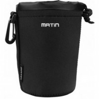Matin Universal Neoprene Waterproof Lens Pouch - Medium [SB-03]
