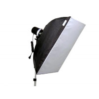 Visico Softbox για φλας 90x90cm Bowens Mount