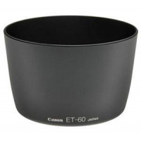 Canon ET-60 Lens Hood  for 75-300mm F/4-5.6 EF III, 75-300mm F/4-5.6 EF III USM, 55-250mm F/4-5.6 EF-S IS