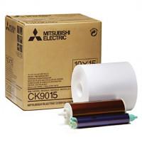 Mitsubishi CK-9015 ρολλό χαρτί & ρίμπον