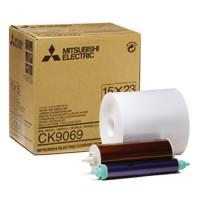 Mitsubishi CK-9069 ρολλό χαρτί & ρίμπον