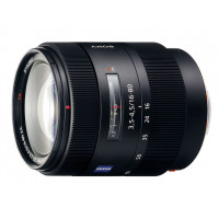 Sony Lens A-mount DT 16-80mm f/3.5-4.5 Zeiss [SAL1680Z]
