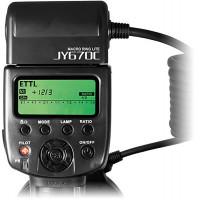 Viltrox JY670C E-TTL Macro Ring Lite for Canon
