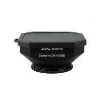 JJC LH-DV30B Universal 30mm camcorder Lens Hood