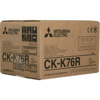Mitsubishi CK-K76R (HG) ρολλό χαρτί & ρίμπον
