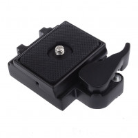AccPro Quick Release Adapter with 200PL Plate (Replacement Manfrotto 323) [QR-02]
