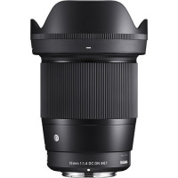 Sigma 16mm f/1.4 DC DN for Micro Four Thirds