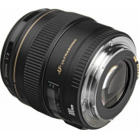 Canon EF 100mm f/2 USM (Cashback για Φοιτητές  -40€)