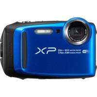 Fujifilm FinePix XP120 - (Blue) + Δώρο θήκη FDS