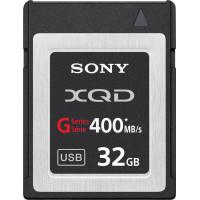 Sony Κάρτα μνήμης XQD G 32gb (QDG32E)