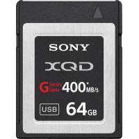 Sony Κάρτα μνήμης XQD G 64gb (QDG64E)