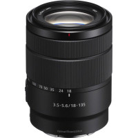 Sony Lens E-mount 18-135mm f/3.5-5.6 OSS [SEL18135]